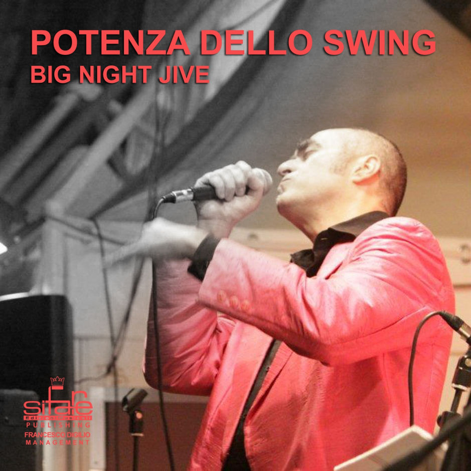Elisabetta Antonini - Big Night Jive - Potenza dello Swing